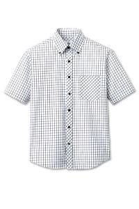 レギュラーカラーシャツ(長袖)【男女兼用】