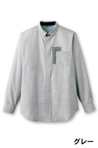 長袖ボタンダウンシャツ【Unisex】