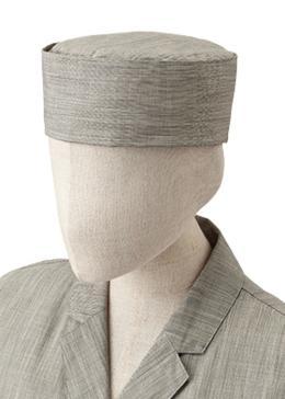 和の定番! ジンベイ・白衣用の和帽子(紺)