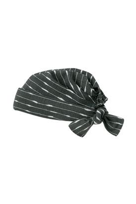 バンダナ帽(黒)